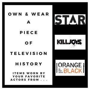 "Other - Actors Wardrobe!!  ""STAR"" & ""KILLJOYS"""